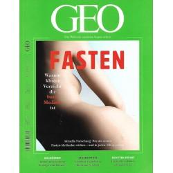Geo Nr. 3 / März 2016 - Fasten