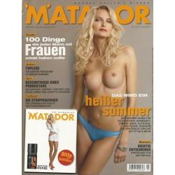 Matador Juli 2007 - Anna im Daumenkino