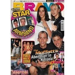 BRAVO Nr.37 / 10 September 1998 - The Moffatts in Kanada