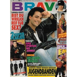 BRAVO Nr.5 / 24 Januar 1991 - Richard Grieco