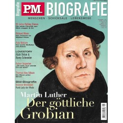 P.M. Biografie Nr.1 / 2012 - Martin Luther