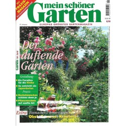 Mein schöner Garten / Juni 1998 - Der duftende Garten