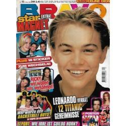 BRAVO Nr.12 / 19 März 1998 - Leonardo verrät Titanic Geheimnisse