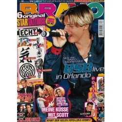 BRAVO Nr.30 / 23 Juli 1998 - BSB live in Orlando