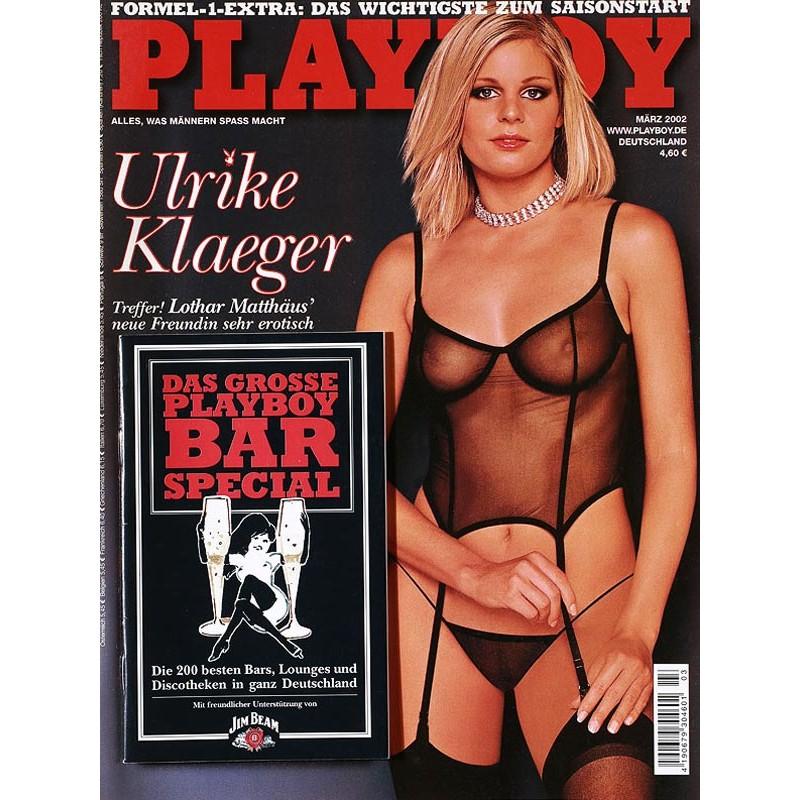 Playboy Nr.3 / März 2002 - Ulrike Klaeger