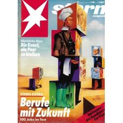 stern Heft Nr.47 / 18 November 1993 - Berufe mit Zukunft