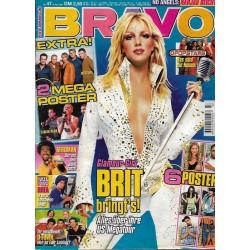 BRAVO Nr.47 / 14 Novemver 2001 - Glamour-Girl Britney Spears