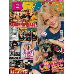 BRAVO Nr.41 / 2 Oktober 1997 - Zu Hause bei Carters