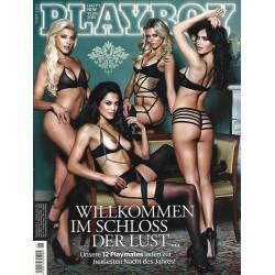 Playboy Nr.1 / Januar 2015 - Willkommen im Schloss der Lust