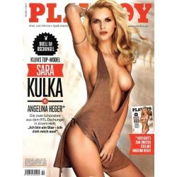 Playboy Nr.2 / Februar 2015 - Sara Kulka vs. Angelina Heger