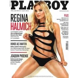 Playboy Nr.3 / März 2015 - Regina Halmich
