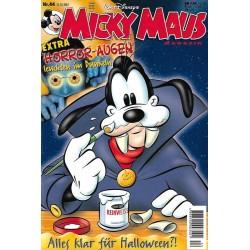 Micky Maus Nr. 44 / 25 Oktober 2001 - Alles klar für Halloween?!