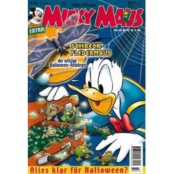 Micky Maus Nr. 43 / 18 Oktober 2001 - Schreck Fledermaus