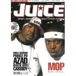 JUICE Nr.65 Juli / 2004 & CD 43 - MOP