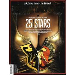 Playboy Nr.10 / Oktober 2015 - 25 schönste Stars