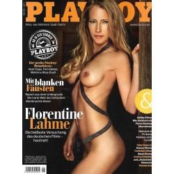 Playboy Nr.8 / August 2015 - Florentine Lahme