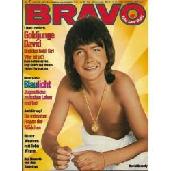 BRAVO Nr.7 / 5 Februar 1976 - David Cassidy