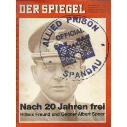 Der Spiegel Nr.40 / 26 September 1966 - Nach 20 Jahren frei