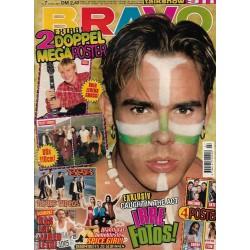 BRAVO Nr.7 / 6 Februar 1997 - CITA, irre Fotos!
