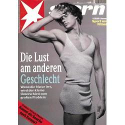 stern Heft Nr.21 / 18 Mai 1995 - Die Lust am anderen Geschlecht