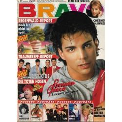 BRAVO Nr.21 / 16 Mai 1991 - Richard Grieco
