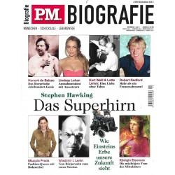 P.M. Biografie Nr.4 / 2012 - Das Superhirn