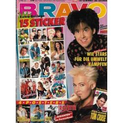 BRAVO Nr.42 / 11 Oktober 1990 - Am Bravo Telefon Roxette