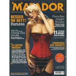 Matador September 2005 - Sabrina