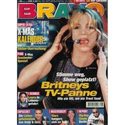 BRAVO Nr.48 / 24 November 1990 - Britneys TV Panne
