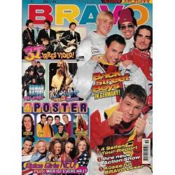 BRAVO Nr.10 / 27 Februar 1997 - Backstreet Boys in Germany