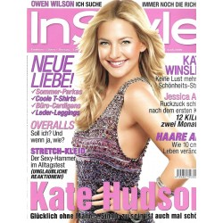 InStyle 4/April 2009 - Kate Hudson / Neue Liebe