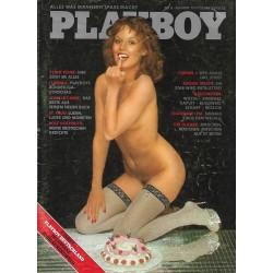 Playboy Nr.8 / August 1977 - Playmate Vanessa Schreiber