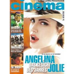CINEMA 2/00 Juli 2000 - Der Knochenjäger