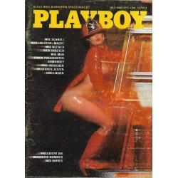 Playboy Nr.3 / März 1976 - Victoria Cunningham