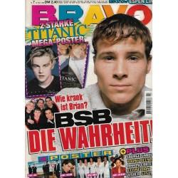 BRAVO Nr.7 / 12 Februar 1998 - BSB Die Wahrheit!