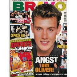BRAVO Nr.48 / 26 November 1998 - Angst um Oliver