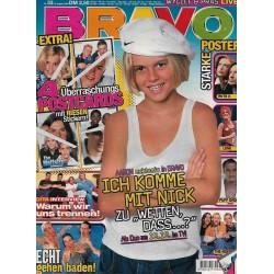 BRAVO Nr.33 / 13 August 1998 - Ich komme mit Nick