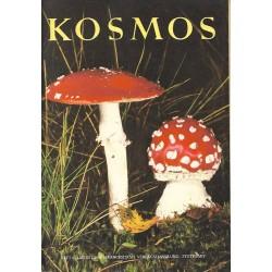 KOSMOS Heft 8 August 1961 - Fliegenpilz