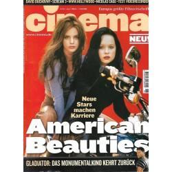 CINEMA 6/00 Juni 2000 - American Beauties