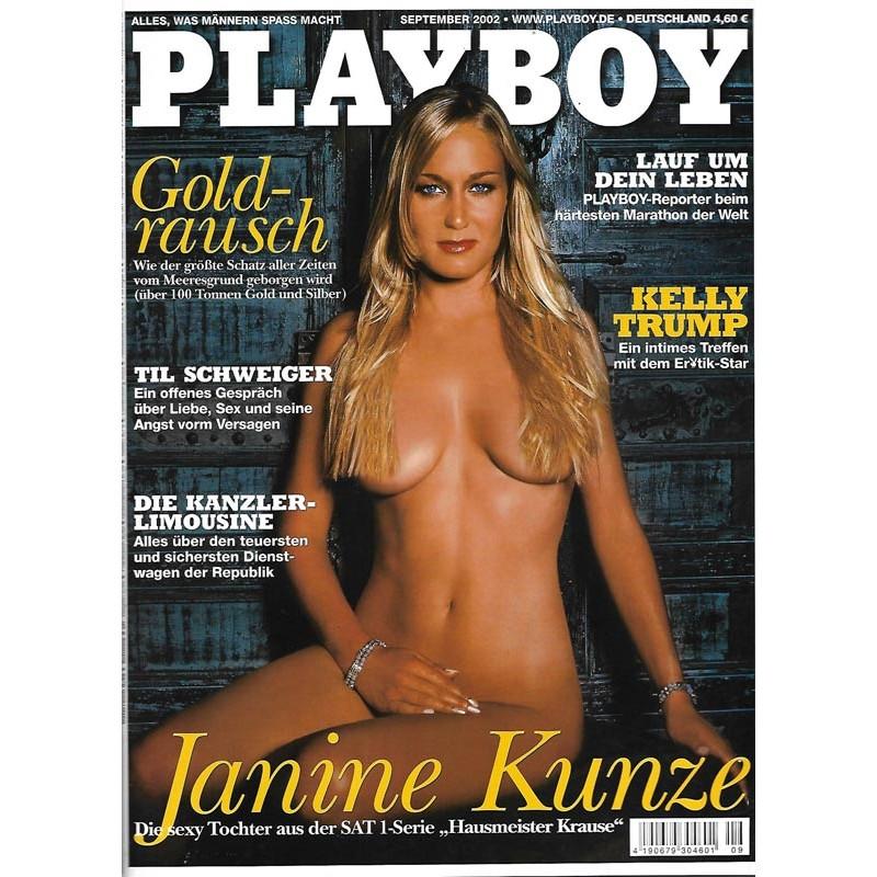 Kunze nackt janie Janine Kunze
