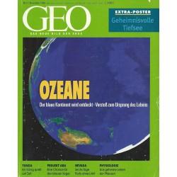 Geo Nr. 11/1999
