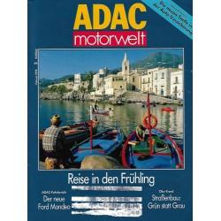 ADAC Motorwelt Heft.2 / Februar 1993 - Reise in den Frühling