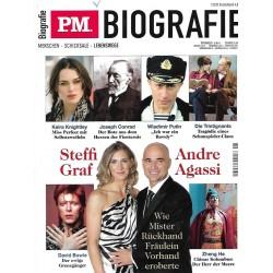 P.M. Biografie Nr.1 / 2013 - Steffi Graf & Andre Agassi
