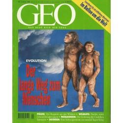 Geo Nr. 01/1995
