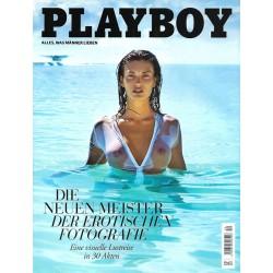 Playboy Nr.12 / Dezember 2017 - Dana Taylor