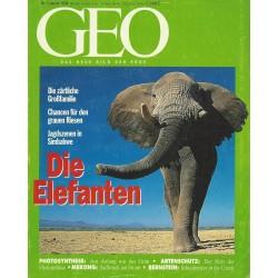 Geo Nr. 01/1994
