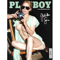 Playboy Nr.5 / Mai 2017 - Juliette Greco