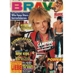 BRAVO Nr.11 / 5 März 1992 - Campino