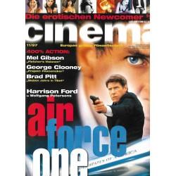 CINEMA 11/97 November 1997 - Air Force One
