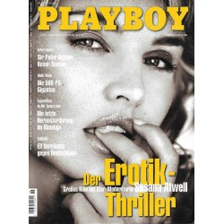 Playboy Nr.6 / Juni 2003 - Susan Atwell